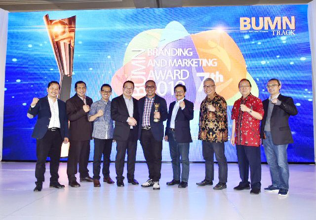 PGN Sabet 3 Gelar Penghargaan BUMN Branding and Marketing Award 2019 - Gudang Berita Viral